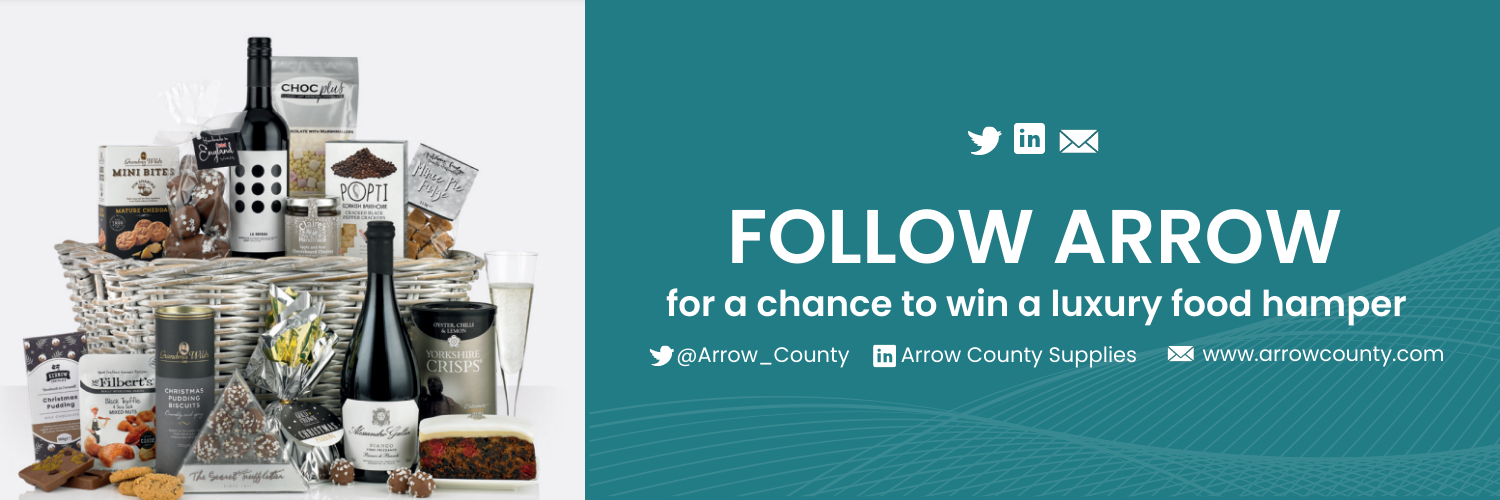 Join the Arrow Giveaway!